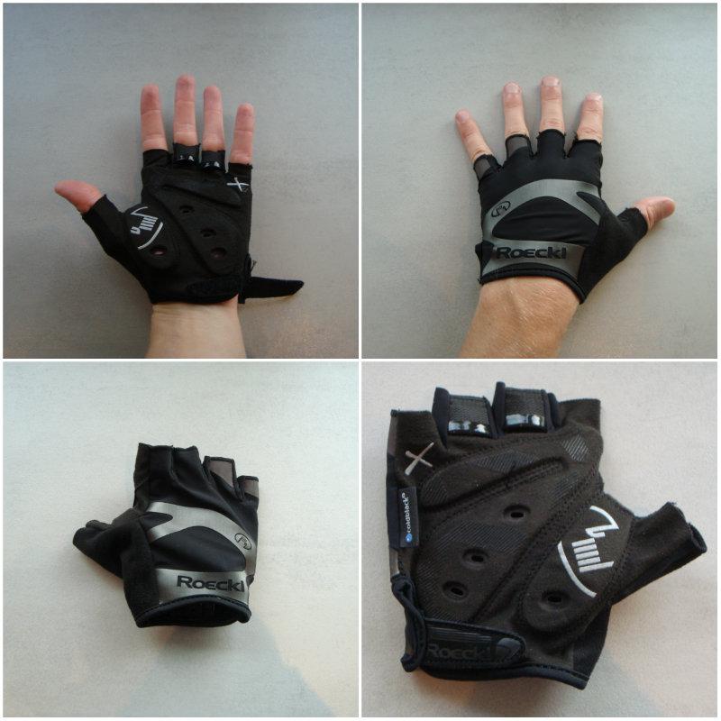 8771a909d58 Konstruktionen er simpel og passer til det minimalistiske mål. På håndens  yderside kan handsken åbnes via et velkrobånd, så den er let at få på, ...