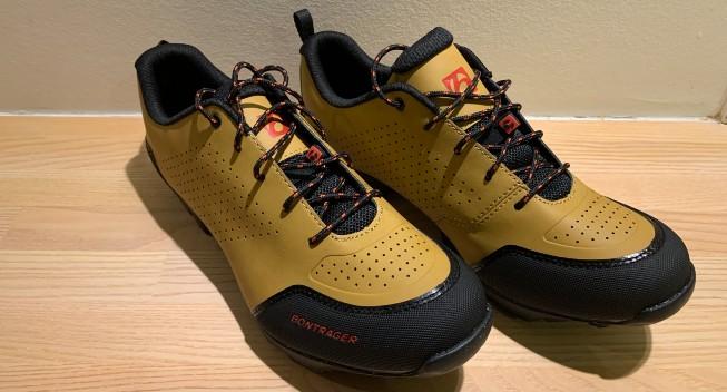 Test: Bontrager GR2 gravel-sko