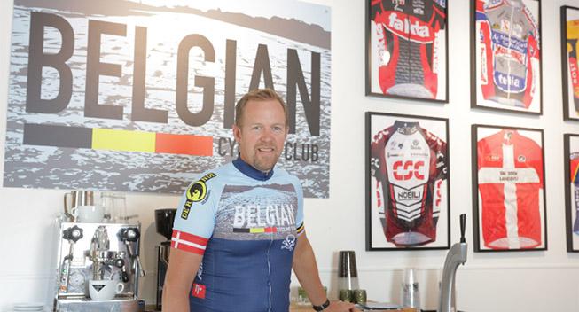 Oplev den belgiske cykelmagi på egen krop