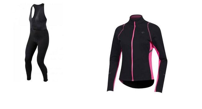 Test: Kvindetøj - Pearl Izumi bibtight og Thermal Jersey