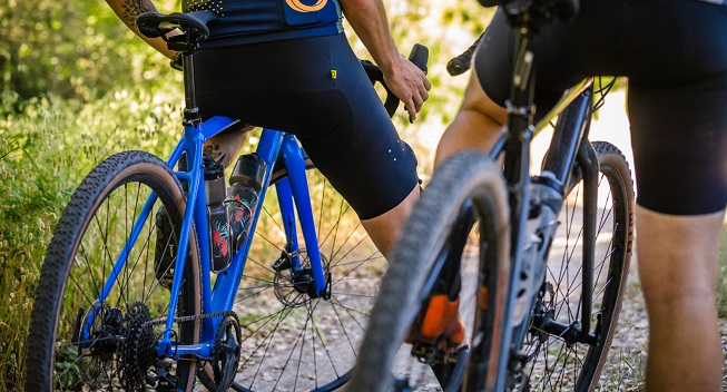 Cannondale Topstone Disc Force 2019 action
