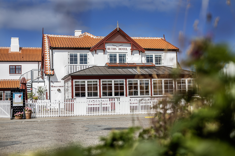 Ruths Hotel Skagen - Oplev naturen i Skagen på Mountainbike