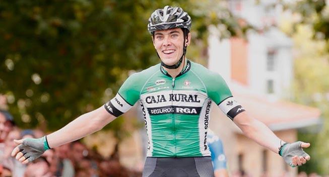 Sejr til Alex Aranburu i Vuelta a Burgos