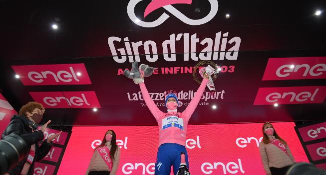 Giro-arrangører ændrer meget på afgørende etape