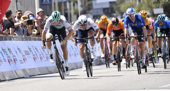 Favoritvurdering: 4. etape af Settimana Ciclistica Italiana