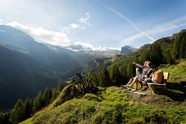 Zillertal – en topdestination for cykling