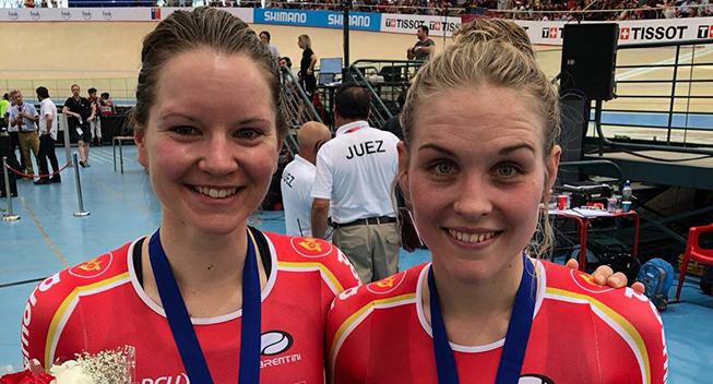 Guld til Julie Leth og Trine Schmidt ved World Cup i Hong Kong