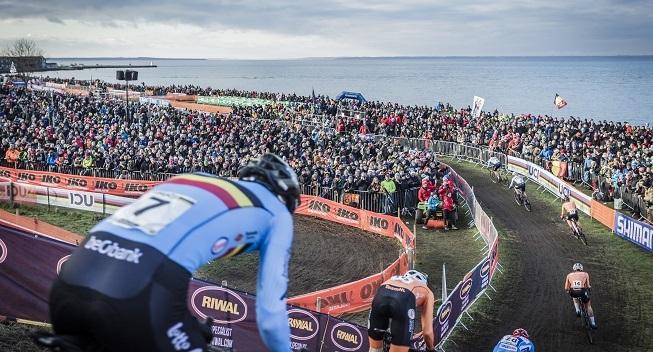 Organisationerne bag VM i cyklecross jubler over succesfuld begivenhed