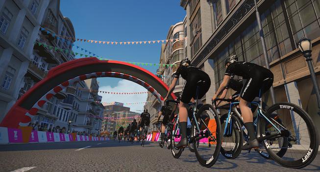 OL på hometraineren: UCI og Zwift får olympisk præg