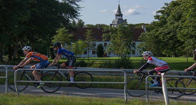 Rydhave Slots Efterskole - Holstebrovej 38 - 7830 Vinderup