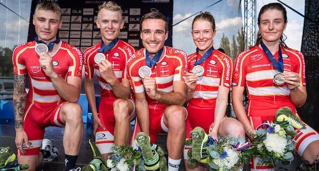 Dansk landstræner: OL-ruten var en rigtig god oplevelse