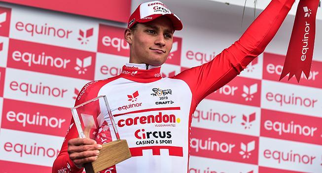 Van der Poel overvejer Tour-debut i Danmark