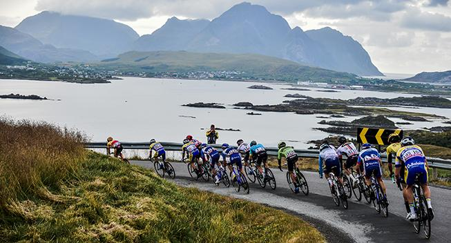 Arctic Race of Norway kommer i 2020 til Finland