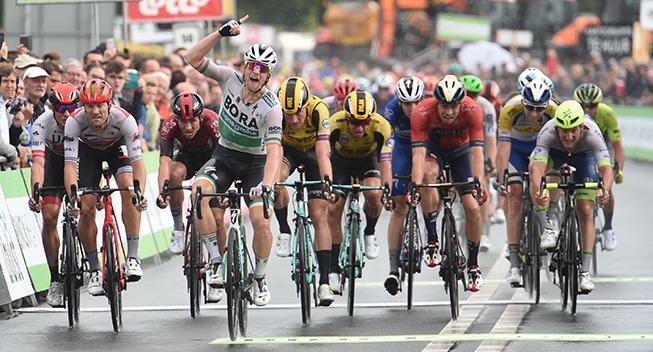 Optakt: 3. etape af Vuelta a Espana