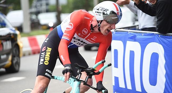 Van Emden vinder Chrono des Nations - fire danskere i top-10