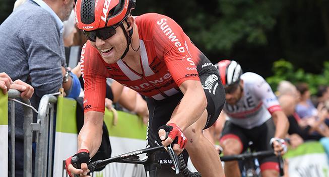 Casper P drømmer om Tour de France: Vueltae | Feltet.dk