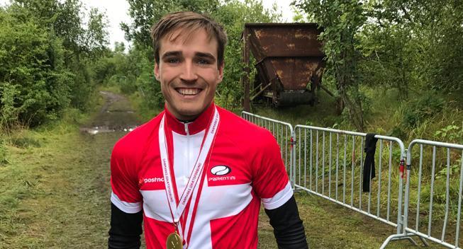 Sebastian Fini genvandt DM-titlen - 44-årig tog bronze