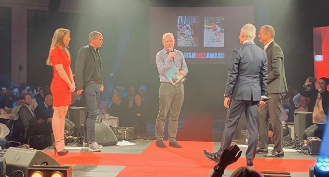 Henrik Djernis om indlemmelse i Hall of Fame: En endelig blåstempling af cross og mountainbike