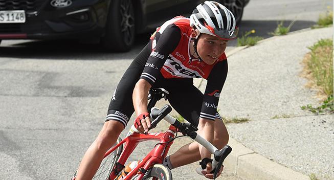 Niklas Eg sluttede i top fem i Hermans' triumf