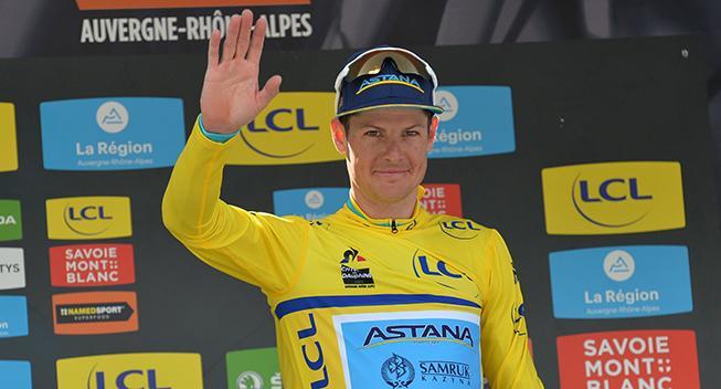 Fuglsang sikrer rekordtangering med Dauphiné-sejr