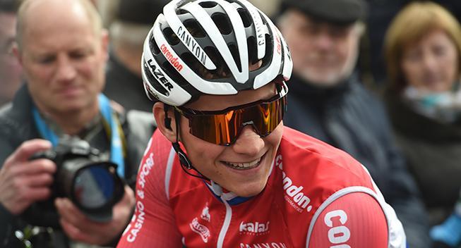 Tour of Britain får i år deltagelse af van der Poel