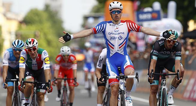 Démare efter etapesejre: Klar til det franske mesterskab