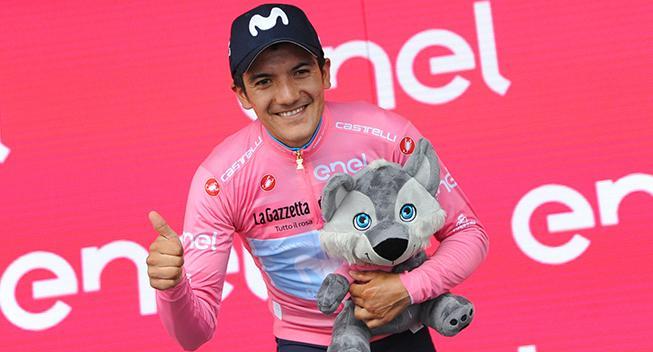 Optakt: 20. etape af Giro d'Italia