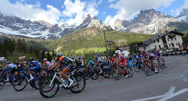 Mauro Vegni arbejder på at starte næste års Giro med virtuel etape