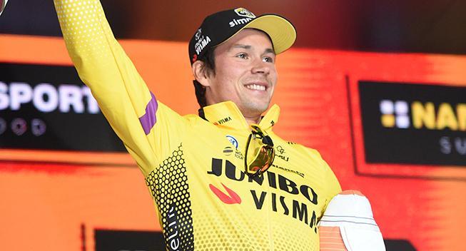 Vuelta-favoritten klar til at gå efter sejren