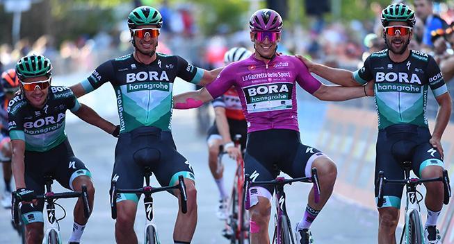 Bora forlænger med vigtig leadout-man