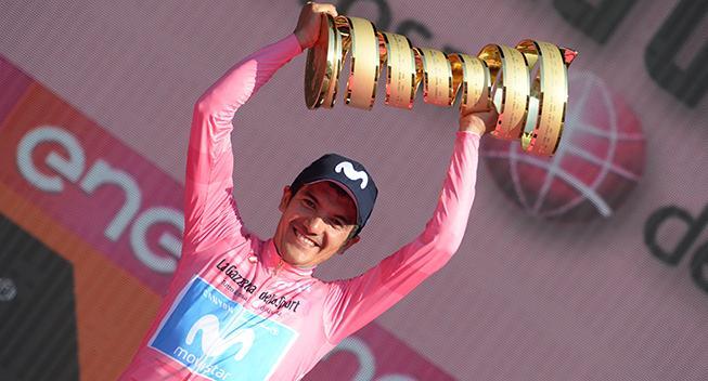 Efter løbspause: Carapaz gør comeback i Vuelta a Burgos