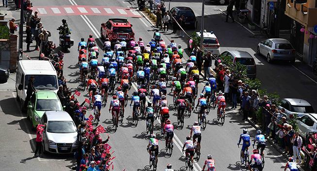 Giro d'Italia 2019 - Udgåede ryttere