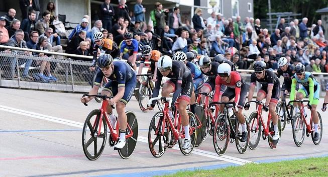 Historisk løbsdag på Aarhus Cyklebane