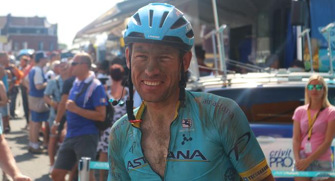 Loyal Astana-rytter forlænger sin kontrakt