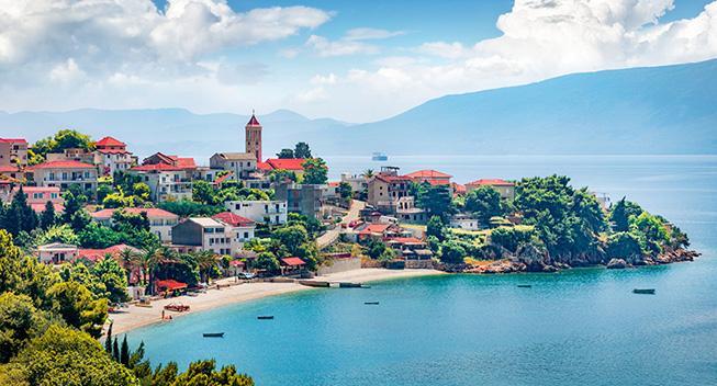 Cykelrejse til Kroatien i uge 43 - Slå til nu!