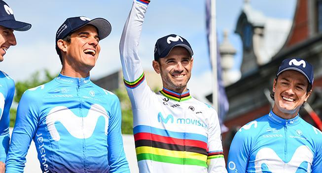 Valverde vil hente etapesejre i Vuelta a España