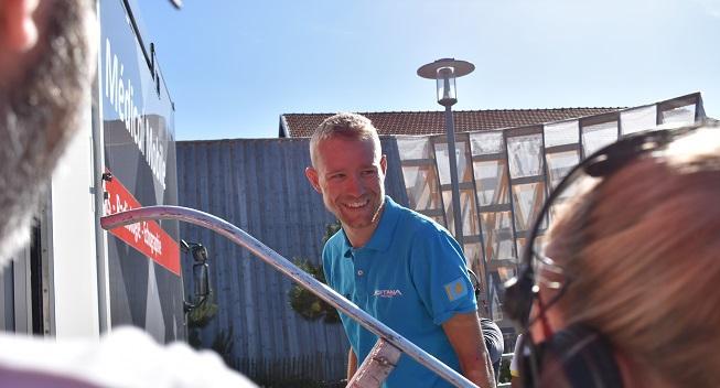 Cort og Gregaard med Astana til Canada