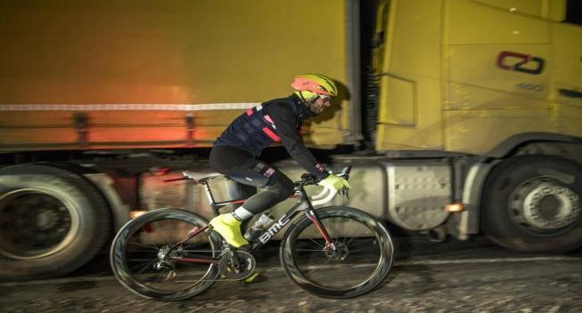 31-årig dansker vil til tops ved verdens mest prestigefyldte ultraløb