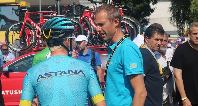 Rune Larsen færdig på Astana