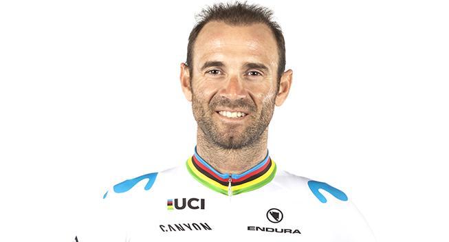Valverde om 1. etape: Jeg udelukker intet
