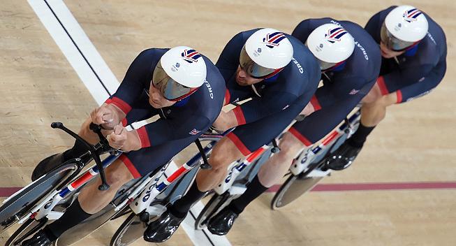 Banerytter med OL-guld trækker sig tilbage