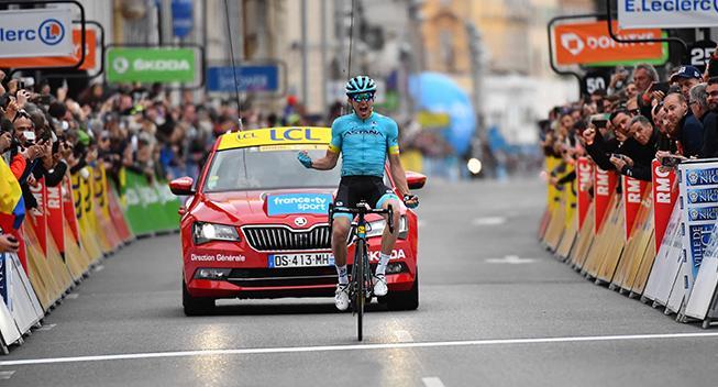 Astana-rytter vil overgå sig selv