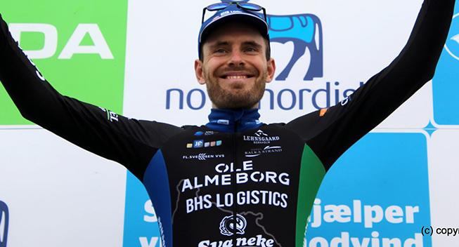 Tredobbelt dansk mester fortsætter på Bornholm