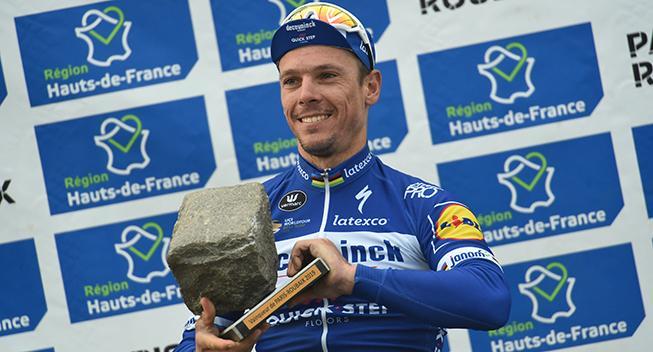 Vinderen af årets Paris-Roubaix skifter til Lotto Soudal
