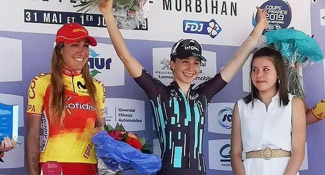 Uttrup Ludwig ser frem til en kaptajnrolle ved kvindernes Giro d'Italia