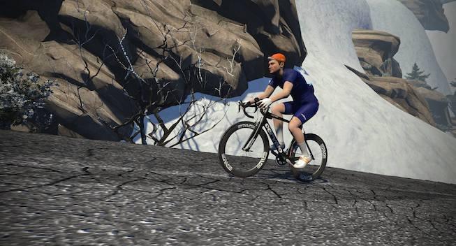 Hæsblæsende spurt afgjorde DM i E-cykling