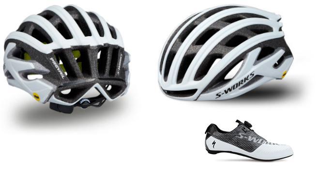 Test: Specialized S-Works Prevail-hjelm og EXOS-sko