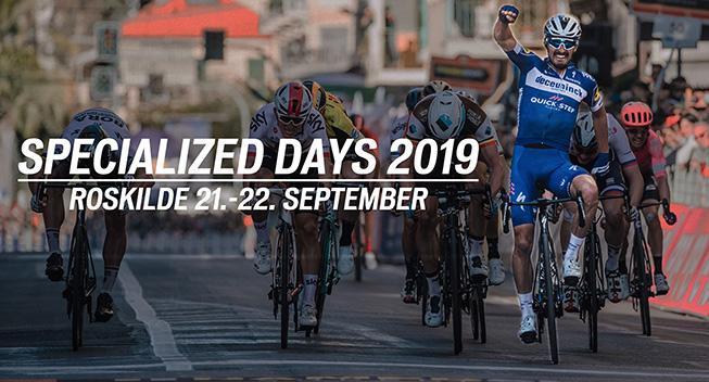 Specialized Days - en unik mulighed for at se og prøve 2020-nyhederne