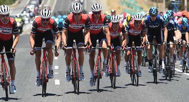 Trek-Segafredo skriver under med to unge ryttere