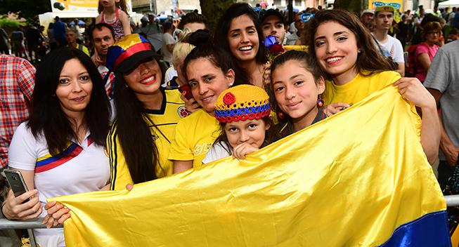 Massiv colombiansk dominans i Baby-Giroen